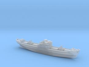1:700 scale model Gabonkust in Smooth Fine Detail Plastic