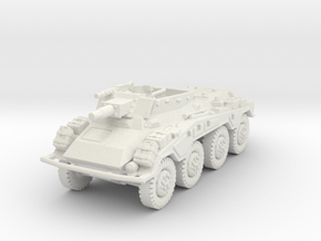 Sdkfz 234-3 1/100 in White Natural Versatile Plastic
