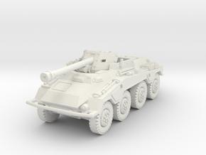 Sdkfz 234-4 1/87 in White Natural Versatile Plastic