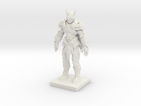 Printle V Homme 1123 - 1/24 in White Natural Versatile Plastic