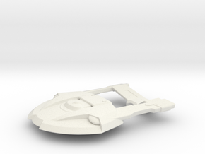 Steamrunner class - Attack Wing / 4.5cm - 1.77in in White Natural Versatile Plastic