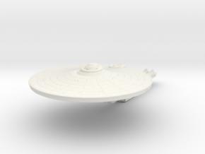 1000 Swiften class in White Natural Versatile Plastic