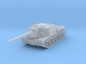 ISU-122 1/120 in Smooth Fine Detail Plastic