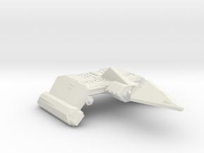 3788 Scale Neo-Tholian Battleship (Original) SRZ in White Natural Versatile Plastic