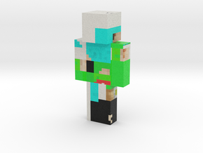 My Skin Was Changed To This | Minecraft toy in Natural Full Color Sandstone