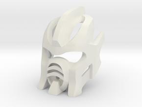 Noble Kadin (Finned) in White Natural Versatile Plastic