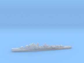 USS Tolman destroyer ml 1:2400 WW2 in Smoothest Fine Detail Plastic
