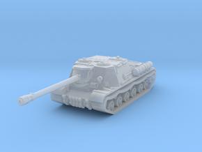 ISU-122 S 1/220 in Smooth Fine Detail Plastic