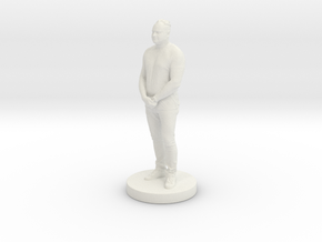Printle C Homme 316 - 1/24 in White Natural Versatile Plastic