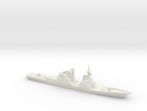 Cruiser Baseline w/ MCLWG, 1/1800 in White Natural Versatile Plastic