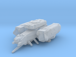 Alien USCSS Nostromo/screen accurate high detail in Smooth Fine Detail Plastic