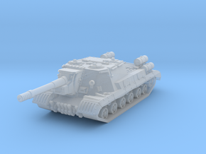 ISU-152 M 1/160 in Smooth Fine Detail Plastic