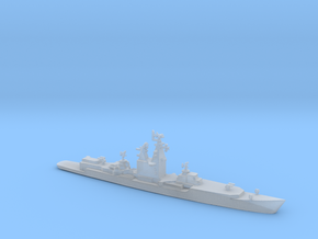 1/1800 Scale Russian Kresta I Cruiser in Smooth Fine Detail Plastic