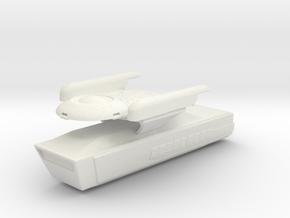 Oberth Angueira Class in White Natural Versatile Plastic
