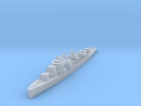 USS Harry F. Bauer destroyer ml 1:1800 WW2 in Smoothest Fine Detail Plastic