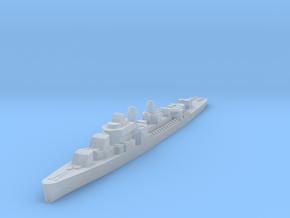 USS Harry F. Bauer destroyer ml 1:3000 WW2 in Smoothest Fine Detail Plastic