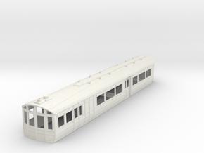 o-32-lnwr-steam-railmotor-1 in White Natural Versatile Plastic