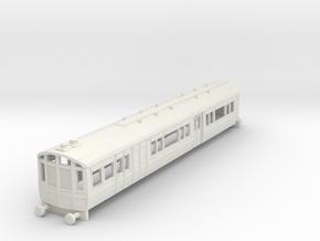 o-148-lnwr-steam-railmotor-v2 in White Natural Versatile Plastic