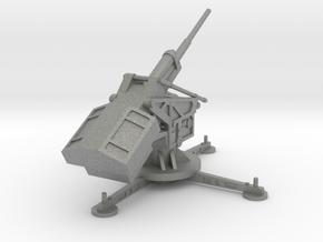 1/144 15cm Flak 50 Krupp in Gray PA12