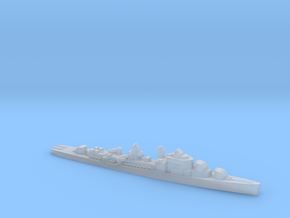 USS Henry A. Wiley destroyer ml 1:1800 WW2 in Smooth Fine Detail Plastic