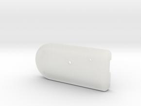 MetaWear ActivTrac Upper Case in Smooth Fine Detail Plastic