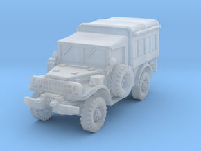 Dodge M42 1/160 in Smooth Fine Detail Plastic