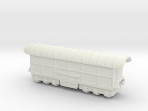 bl 14 inch ammo wagon 1/144  in White Natural Versatile Plastic
