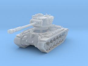 M46 Patton 1/200 in Smooth Fine Detail Plastic