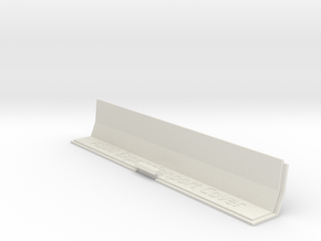 A500 Expansion Port Cover in White Natural Versatile Plastic