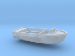 1/96 Scale 24 ft Plane Personnel Boat Mk5 USN in Smooth Fine Detail Plastic