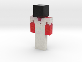 Varien | Minecraft toy in Natural Full Color Sandstone