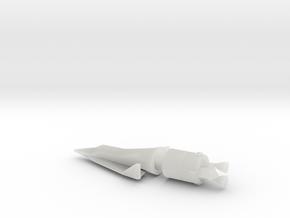 1/100 BOEING X-20 DYNA SOAR in Frosted Ultra Detail