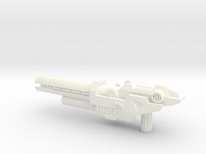 TFP: Optimus Prime FE//RID/Voyager in White Processed Versatile Plastic