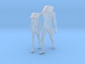 Cosmiton Imagine Duals - FD - 1/72 - wob in Smooth Fine Detail Plastic