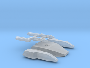 3788 Scale Lyran Cave Jaguar War Dreadnought Kit in Smooth Fine Detail Plastic