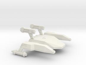 3125 Scale LDR War Dreadnought (DNW) CVN in White Natural Versatile Plastic