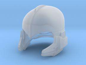buck rogers helmet 1/18 scale in Smooth Fine Detail Plastic