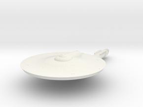 2500 Coleson class TOS in White Natural Versatile Plastic