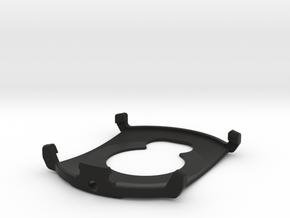 Garmin Instinct Editions Barometer Cover in Black Natural Versatile Plastic