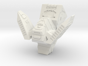 """""""Mimic"""" Infiltration Craft in White Natural Versatile Plastic"""