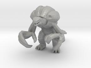 Orga kaiju monster miniature for games and rpg in Aluminum