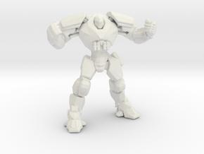 Pacific Rim Bracer Phoenix Jaeger Miniature games in White Natural Versatile Plastic