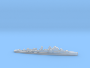 USS Buck destroyer 1:1800 post WW2 in Smoothest Fine Detail Plastic