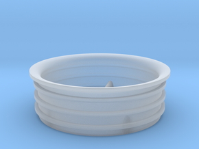 Stator 30mm für hohlen Rotor V6 in Smooth Fine Detail Plastic