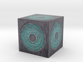 The Pandorica in Full Color Sandstone