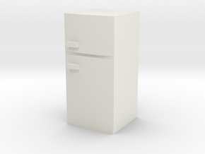 Fridge 1/56 in White Natural Versatile Plastic