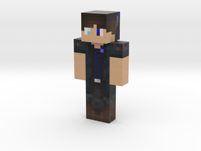 MasterSundy | Minecraft toy in Natural Full Color Sandstone