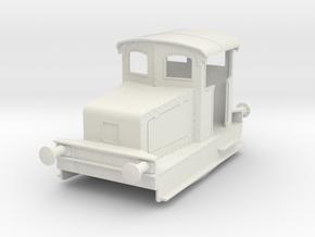 b-32-gaston-moyse-8t-loco in White Natural Versatile Plastic