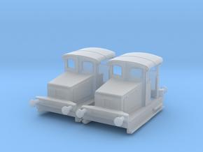 b-148fs-gaston-moyse-8t-loco in Smooth Fine Detail Plastic