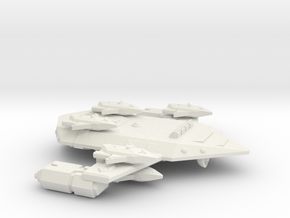 3788 Scale Orion Gunboat/PF Tender (PFT) CVN in White Natural Versatile Plastic